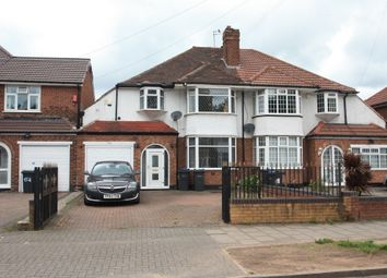 Thumbnail 3 bed semi-detached house for sale in Grestone Avenue, Birmingham
