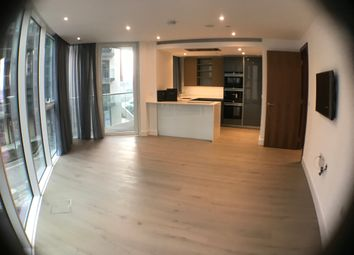 Thumbnail 1 bed flat to rent in Battersea Reach, Pinnacle, Wandsworth, London