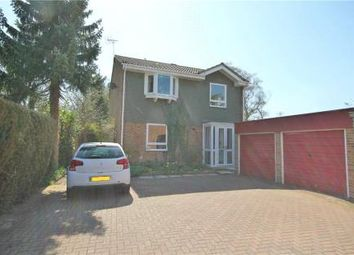 Thumbnail 4 bed detached house to rent in Royal Drive, Epsom