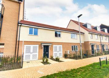 Thumbnail 2 bedroom property for sale in Warwick Avenue, Broughton, Milton Keynes
