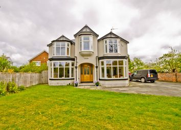 Thumbnail 5 bed detached house for sale in Fairfield Road, Stockton-On-Tees