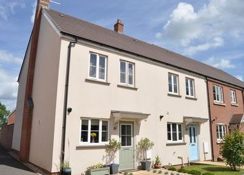 Thumbnail 2 bed terraced house for sale in Tiverton Road, Cullompton