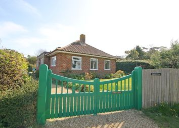 Thumbnail 3 bed detached bungalow for sale in Cliff Road, Totland Bay