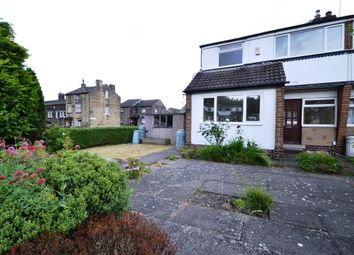 Thumbnail 3 bed semi-detached house for sale in Beech Close, Thackley, Bradford