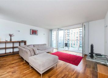 Thumbnail 2 bed flat to rent in New Providence Wharf, Fairmont Avenue, London