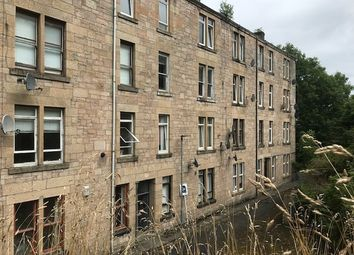 Thumbnail 2 bed flat for sale in Kilmory Terrace, Port Glasgow