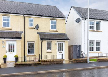 Thumbnail 3 bed end terrace house for sale in Queen Elizabeth Square, Galashiels