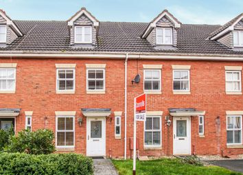Thumbnail 3 bed town house for sale in Julius Close, Emersons Green, Bristol