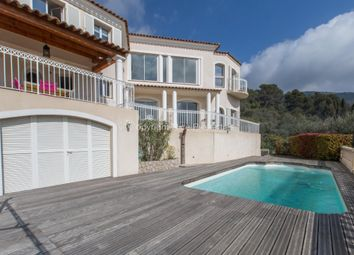 Thumbnail 5 bed property for sale in Tourrette-Levens, 06690, France