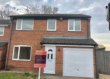 Thumbnail 4 bed detached house to rent in Robina Drive, Giltbrook