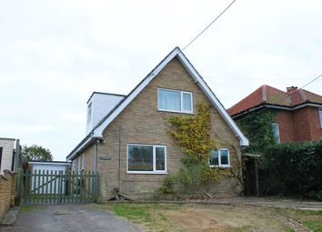 Thumbnail 3 bed detached bungalow for sale in Jermyns Road, Reydon, Southwold
