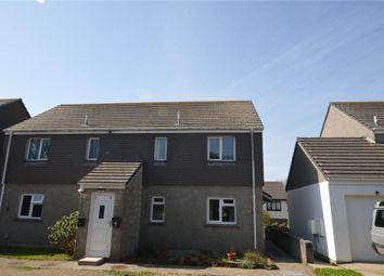 Thumbnail 1 bed flat for sale in Crosswalla Fields, Helston, Cornwall