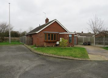 3 bed detached bungalow for sale in Clarkson Road, Lingwood, Norwich NR13