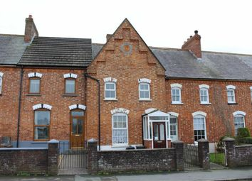 Thumbnail 2 bed town house for sale in Newtown Cottages, Aberystwyth Road, Cardigan