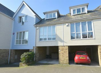 Thumbnail 3 bed terraced house for sale in Harbour Mews, The Pathway, Broadstairs, Kent