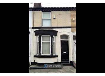 Thumbnail 2 bedroom terraced house to rent in Sunlight Street, Liverpool
