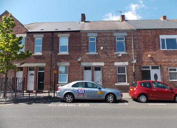 Thumbnail 3 bed flat to rent in Howdon Road, North Shields