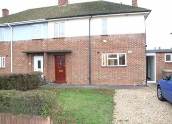 Thumbnail 3 bedroom semi-detached house to rent in Beechwood Close, Dogsthorpe, Peterborough