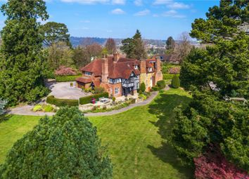 Thumbnail 7 bed detached house for sale in High Trees Road, Reigate, Surrey