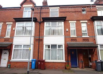 Thumbnail 5 bed terraced house for sale in Bedford Ave, Whalley Range