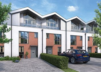 "Thumbnail 4 bedroom property for sale in ""The Grasses"" at Westfield Avenue, Woking"