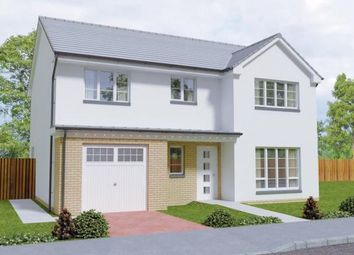 Thumbnail 4 bed detached house for sale in The Dochart, Middleton Road, Perceton, Irvine, North Ayrshire