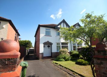 Thumbnail 3 bed semi-detached house for sale in Cleveleys Road, Marshside, Southport