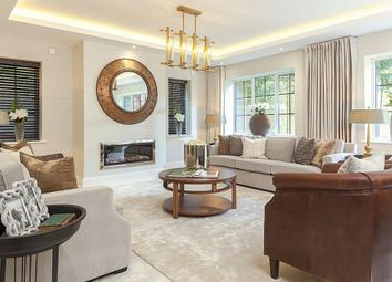 "Thumbnail 6 bed detached house for sale in "" The Lutyens"" at Wellgarth Road, London"