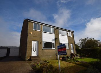 3 bed semi-detached house to rent in Hainsworth Moor Grove, Queensbury, Bradford BD13