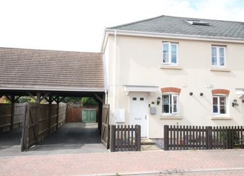 Thumbnail 2 bed end terrace house for sale in Grenadier Gardens, Thatcham