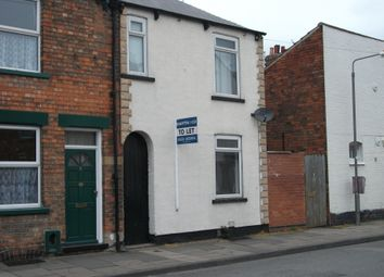 Thumbnail 2 bed end terrace house to rent in Harcourt Street, Newark