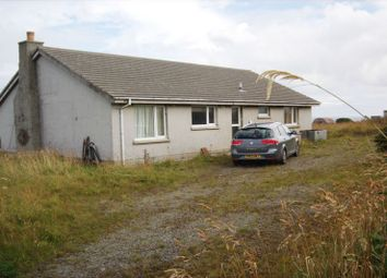 Thumbnail 3 bed detached house for sale in Knockdry, Flotta, Orkney KW163Np