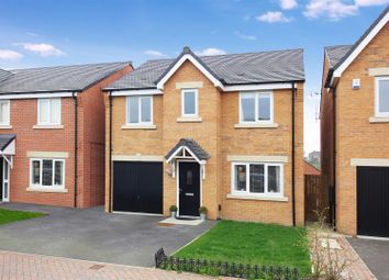 Thumbnail 4 bed detached house for sale in Maggie Barker Avenue, Crossgates, Leeds