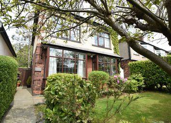 Thumbnail 4 bed detached house for sale in Radcliffe New Road, Whitefield, Manchester