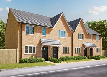 "Thumbnail 2 bedroom semi-detached house for sale in ""The Howard"" at Pamington, Tewkesbury"