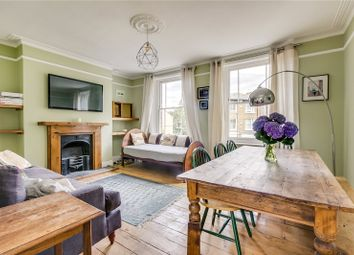 Thumbnail 4 bed flat for sale in Flaxman Road, London