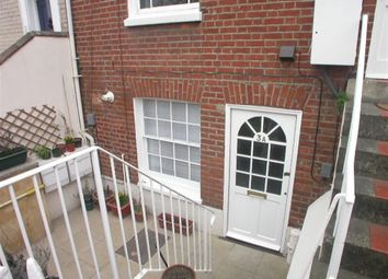 Thumbnail 1 bed flat to rent in Roman Road, Colchester