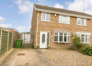 Thumbnail 3 bed semi-detached house for sale in Lincoln Green, Hull