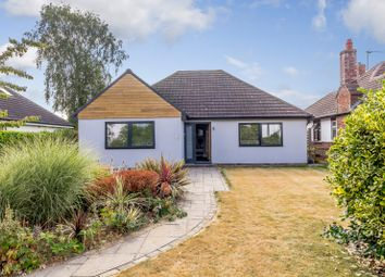 Thumbnail 4 bed bungalow for sale in Pound Road, Hemingford Grey, Huntingdon