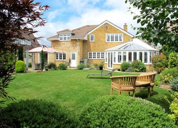 Thumbnail 5 bed detached house for sale in Eastcliff Close, Lee-On-The-Solent