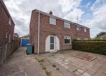 Thumbnail 3 bed semi-detached house to rent in Park Avenue, Castle Donington, Derby