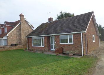 Thumbnail 3 bed detached bungalow to rent in Mildenhall Road, Fordham, Ely