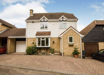 Thumbnail 4 bed detached house for sale in Forestdale Road, Walderslade Woods, Chatham