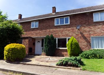 Thumbnail 3 bed terraced house for sale in Liberator Road, Upwood, Ramsey