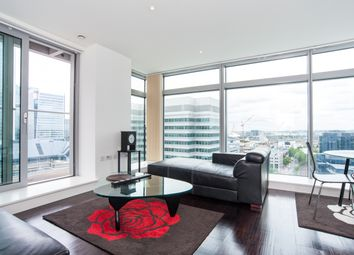 Thumbnail 2 bed flat to rent in West Tower, Pan Peninsula, Canary Wharf
