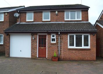 Thumbnail 4 bed detached house for sale in Homestead Way, Kingsley, Northampton