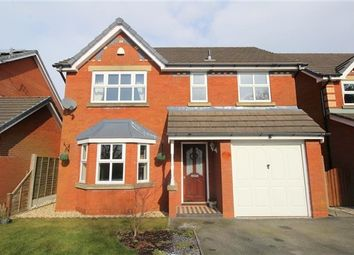Thumbnail 4 bed property for sale in Victoria Park Avenue, Leyland