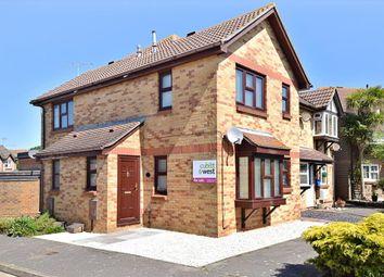 Thumbnail 1 bed end terrace house for sale in Kendal Close, Littlehampton, West Sussex