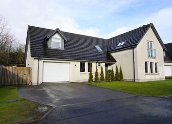 Thumbnail 4 bed detached house for sale in Hawthorn Park, Muir Of Ord