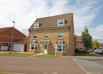Thumbnail 5 bed detached house for sale in Willow Avenue, Ranskill, Retford